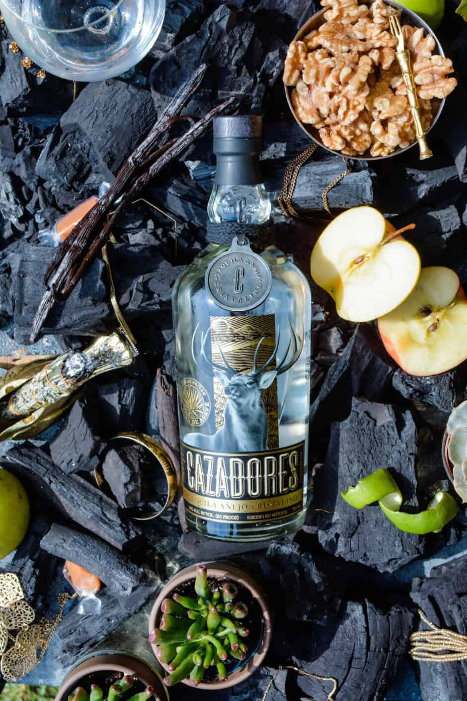 Cristalino Tequila is the newest variety of tequila to come out of Mexico and it is tremendous. An aged tequila that is crystal clear through a charcoal filtration process. Tequila Cazadores Cristalino is extraordinary. Click here to read more! {ad} #tequila #cristalinotequila #agedtequila #cazadores