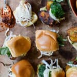 Fried Plantain Cemita Sliders (Plant-Based)