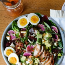 Autumn Harvest Cobb Salad Recipe
