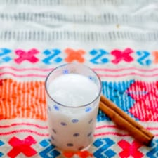 The Perfect Mexican Horchata Recipe {Vegan}