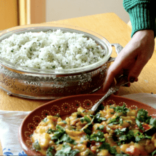 Two Easy Mexican Side Dishes for Thanksgiving